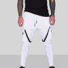 pantaloni barbati albi series 881975 2873 2981