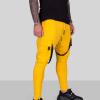 pantaloni barbati galbeni series 891975 2869 2009