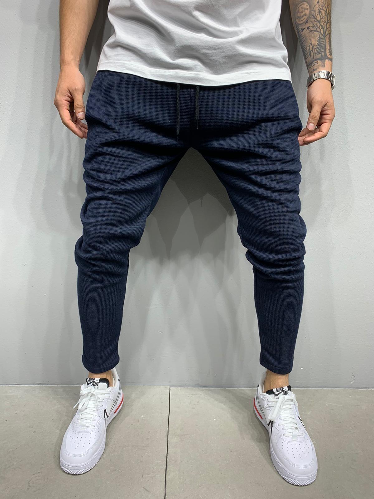 Pantaloni Barbati Bleumarin Turn 781071