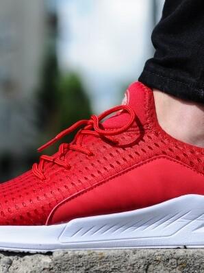 pantofi sport barbati rosii 329 3445 uai
